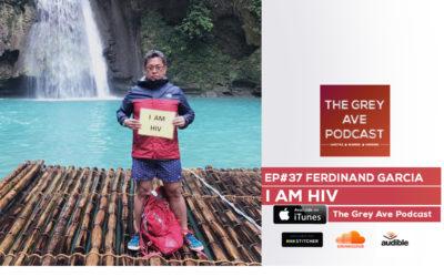 EP#37 FERDINAND GARCIA – I AM HIV