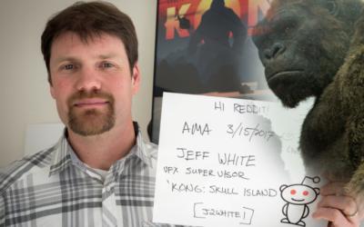 EP#40 JEFF WHITE – VFX SUPERVISOR OF KONG, AVENGERS, WARCRAFT.