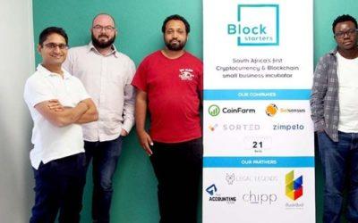 #89 Blockstarters Blockchain Incubator Round-table